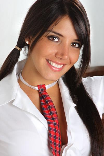 chicas peruanas