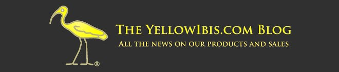 The YellowIbis.com Blog