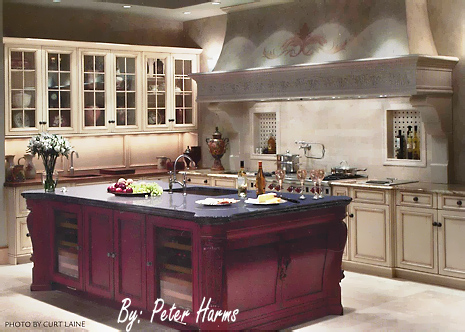 Delicious Food Recipes: AMERICAN KITCHEN DESIGNS