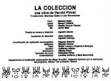 LA COLECCIÓN, DE HAROLD PINTER