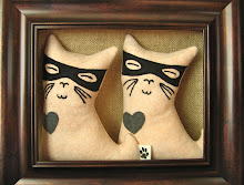 EFA ~ Etsy For Animals ~ The Cat Burglar