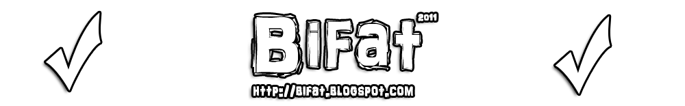 Foto Blog Bifat