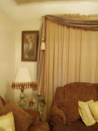mi cortina primaveral