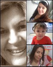 EU & meus 3 AMORES