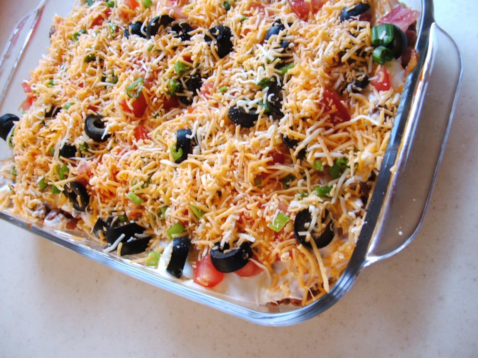 Eat Your Veggies, Peas: Easy Mexican Casserole