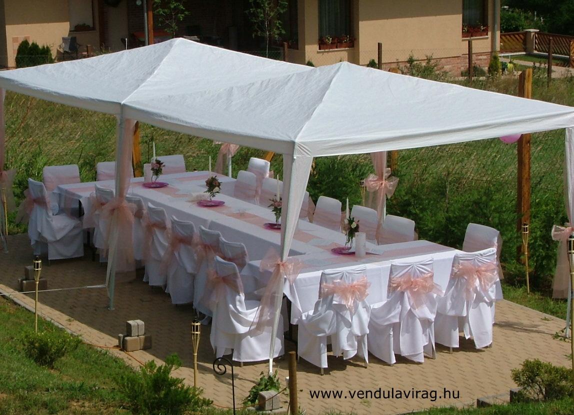 Vendulavirág Esküvőszervezés és dekoráció: Kerti esküvő ...