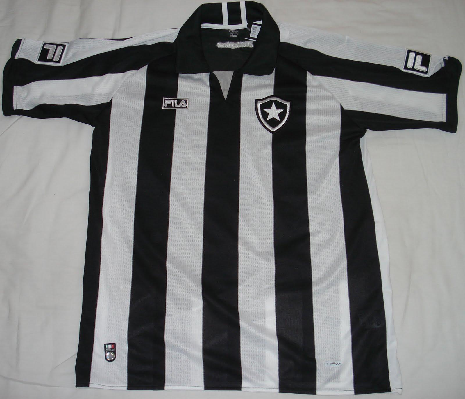 fe35c8e112 O blog é de camisas do Botafogo e eu