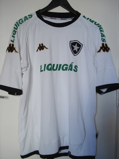 1f28dcdb32 Camisas do Botafogo  Maio 2010