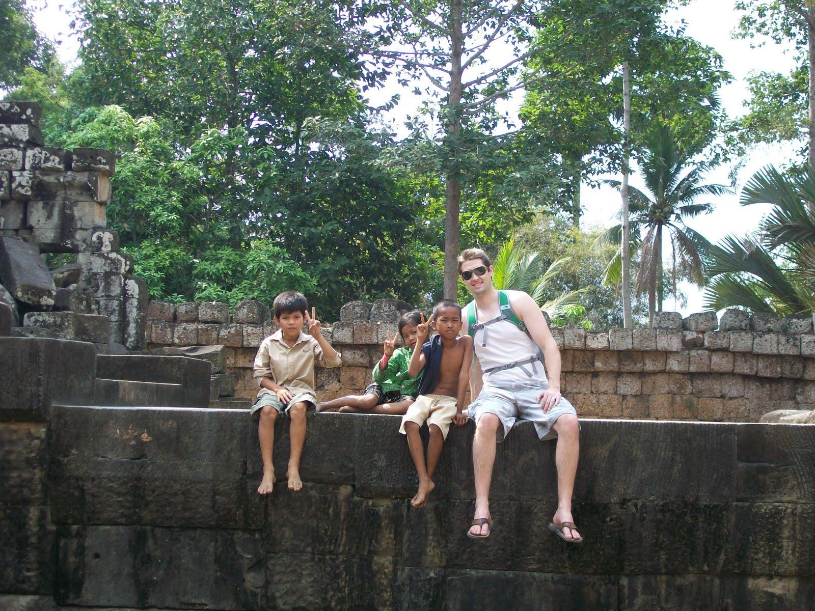 Soju Diaries: Khmer Massage