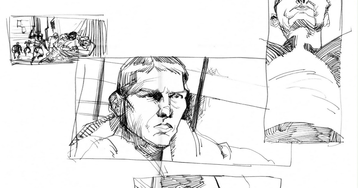 Force Character Design From Life Drawing By Mike Mattesi : Forced by mike mattesi minority report studies