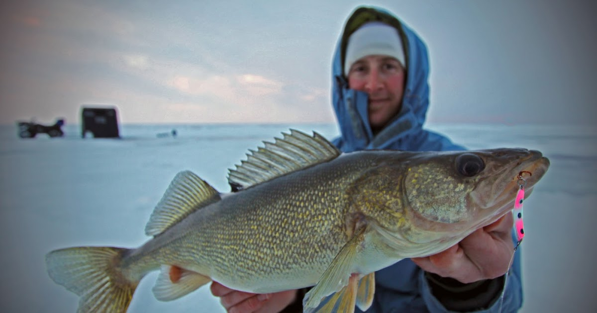 Jeff jiggy andersen fishing photography lake mille lacs for Lake mille lacs ice fishing