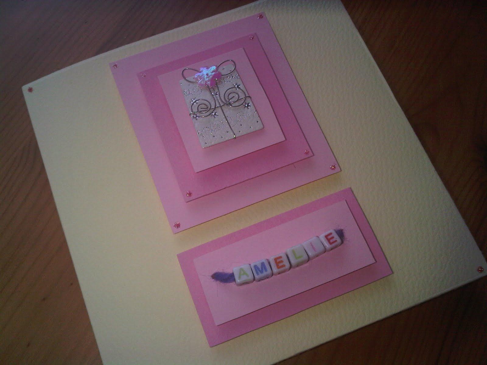 Bakezilla Handmade Birthday Cards