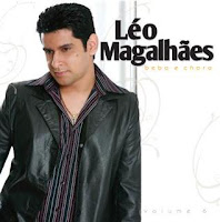 Cd Léo Magalhães - Bebo e Choro - Volume 6