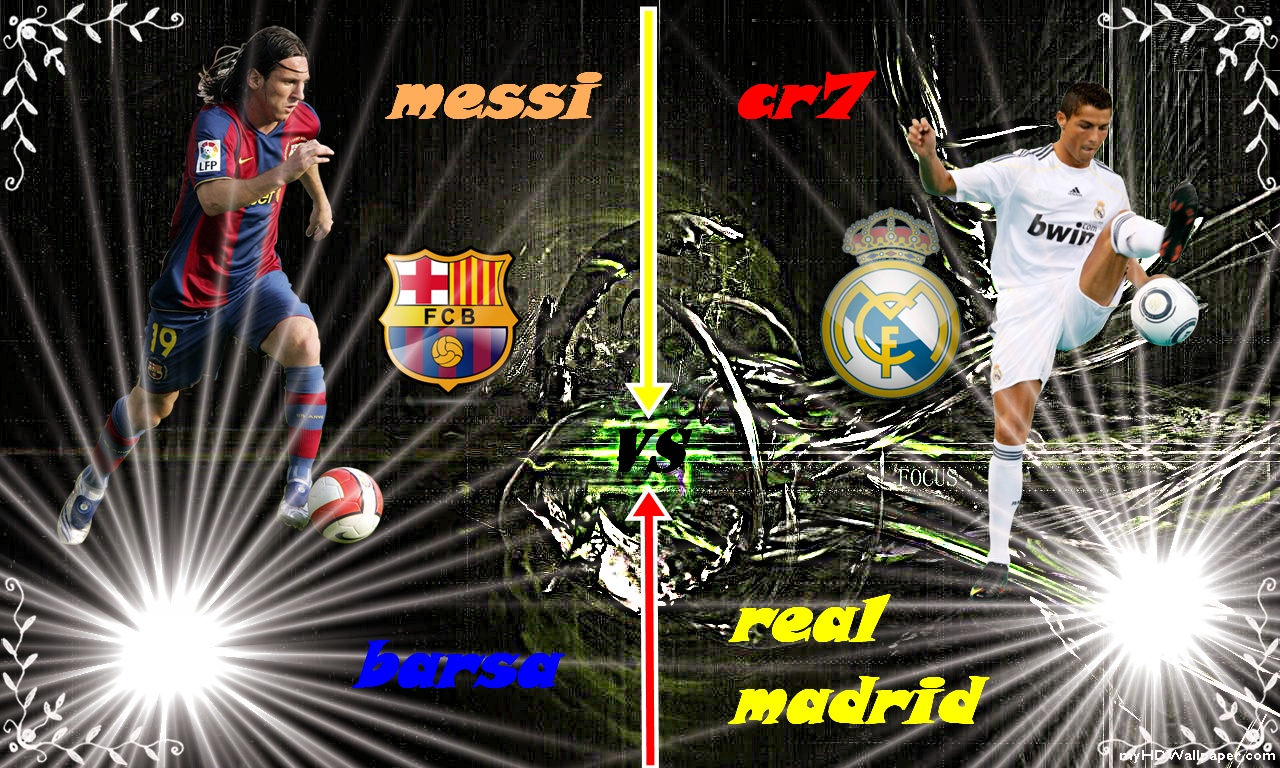 ANTONIO FOTO MONTAJES: cr7 vs