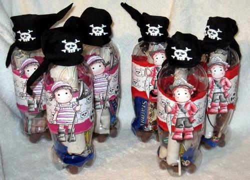 Einladungen Zum Piratengeburtstag