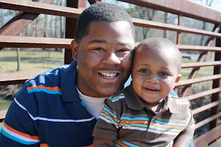 Jeff and Elijah