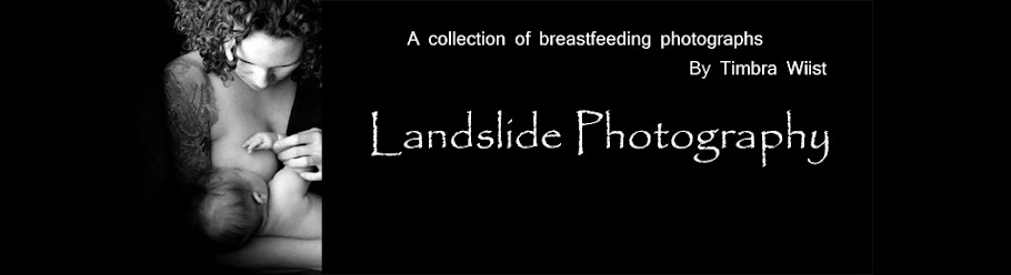 A collection of breastfeeding photographs &amp; blogs