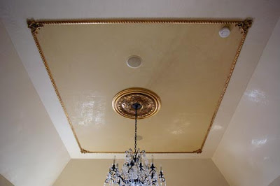 Decorative Ceiling and Plaster Cornice | ALLPLASTA Products
