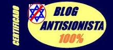 ANTISIONISTA 100%