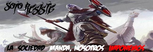 SOTO RESISTE: LA JUVENTUD PATRIOTA Y REBELDE DE SOTO DEL REAL