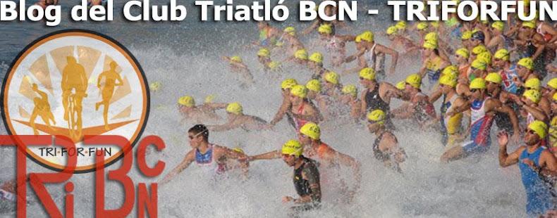 Blog del Club Triatló BCN - TRIFORFUN  (Barcelona)