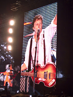 Paul McCartney's Concert At Tel Aviv