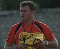 Peter Butler in action