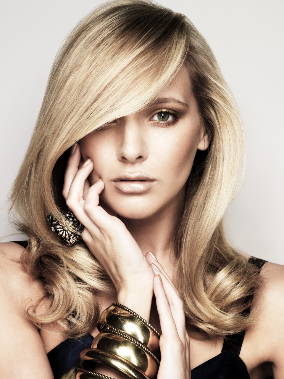 White Blonde Hair Highlights Remember your hair colour is