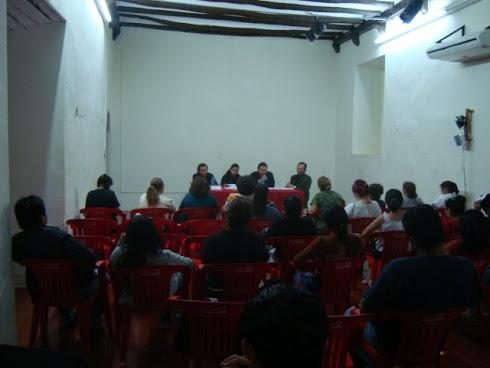 Noche de Poesia en la Casa de la Cultura
