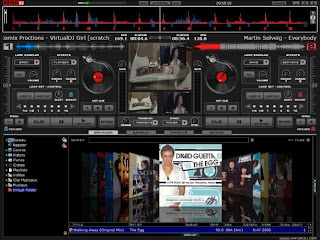 Virtual DJ Professional 5.2 (Portable) Português BR download baixar torrent