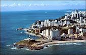 Estou aqui na cidade de Salvador/ba