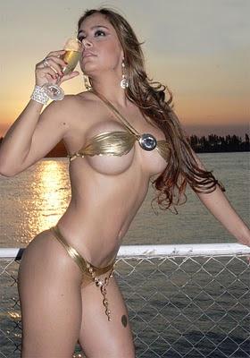 Larissa Riquelme Paraguay No 1 Fan