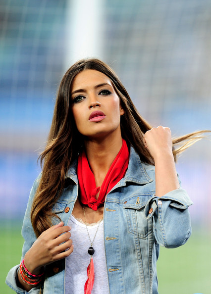 Footballers WAGs: Sara Carbonero Iker Casillas Girlfriend