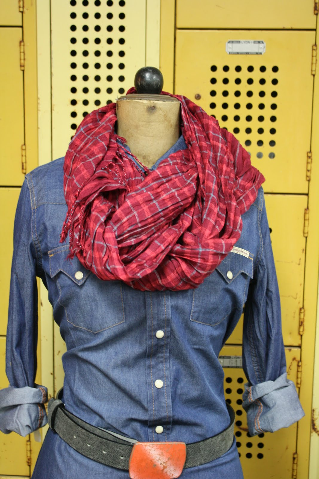sticks and stones how to tie your scarf a tutorial