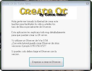 Programa para crear Otserver! Aa