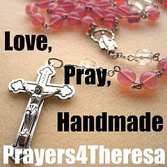 Shop Prayers4Theresa!