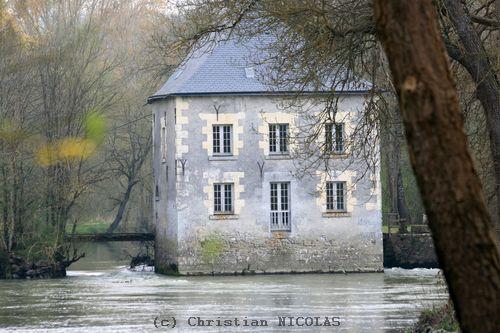 Le Moulin Du Breuil Combs La Ville