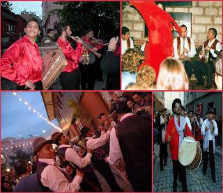 Çingeneler Ahırkapı Roman Orkestrası istanbul