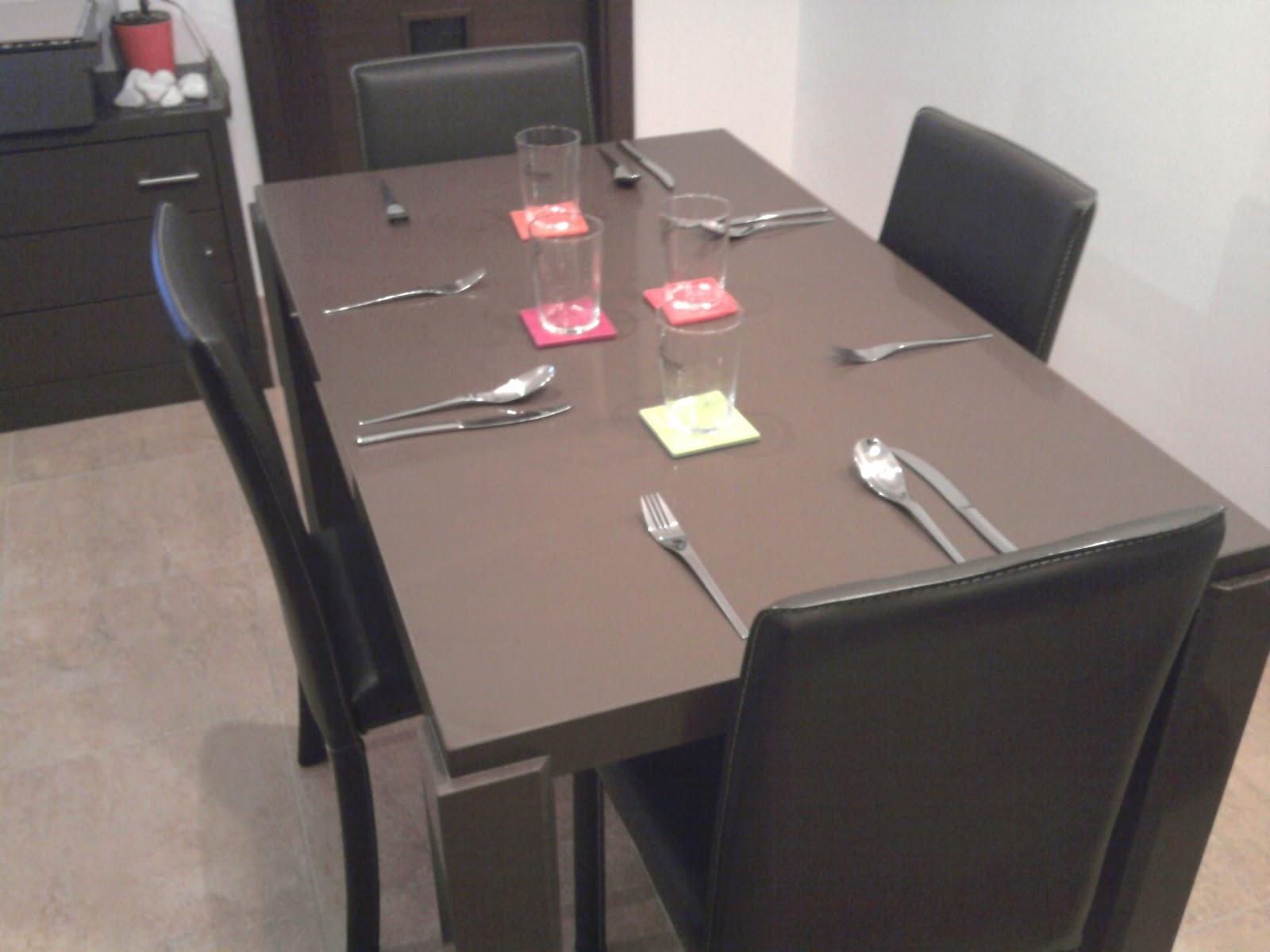 Hnos orellana c b mesa en silestone for Mesa cocina silestone