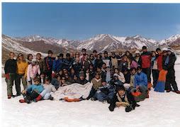 viaje a mendoza 2007