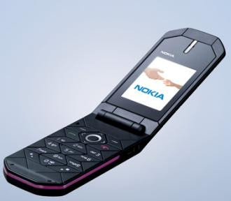 New Nokia 7070 Prism mobile phone