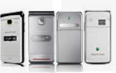 New  Sony Ericsson Z780