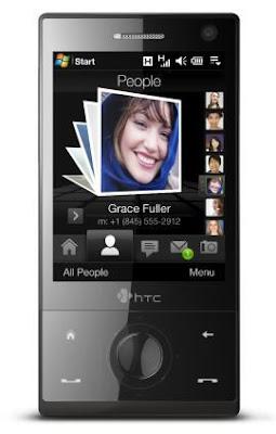 HTC Touch Diamond phone