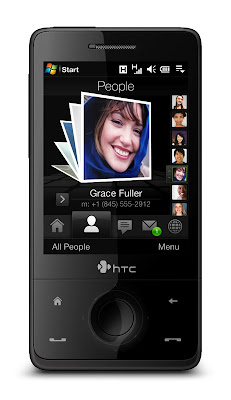 The HTC Touch Pro
