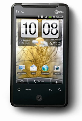 htc android at&t
