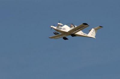 Cri-Cri - the smallest electric aircraft in the world