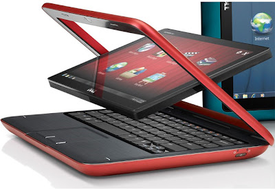 Dell Inspiron DUO flipping tablet