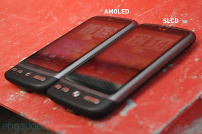 SuperLCD Vs AMOLED - Comparison