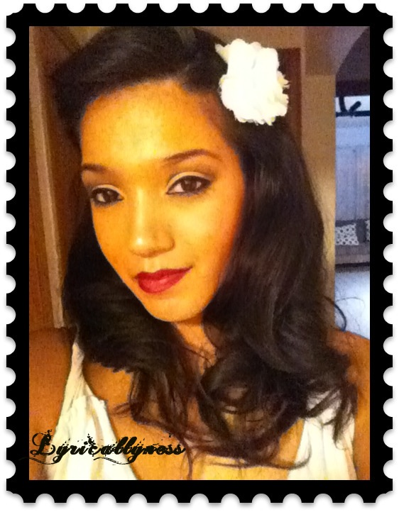classic pin up makeup. Classic Pin Up Makeup.