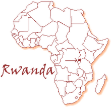 Where is Rwanda??